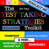 Reading Test Taking Strategies Toolkit