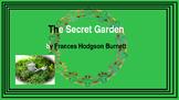 Reading - The Secret Garden - Frances Hodgson Burnett