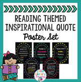 Reading Quote POSTER SET