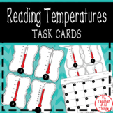 Reading Thermometers SOL 3.10 Task Cards