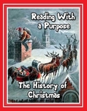 The History of Christmas 4th and 5th Grade Common Core Bundle