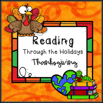 Reading Through the Holidays Challenge ~ Thanksgiving