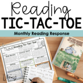Reading Tic Tac Toe (Monthly Reading Response)