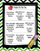 Fiction and Nonfiction Independent Reading Choice Board