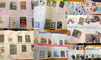 Beginning of the Year Reading Activity - Reading Timeline
