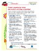 Reading Tip Sheets / Letters for Parents in Dine Navajo (Colorin Colorado / AFT)