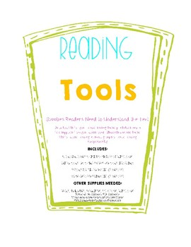 Reading Tool Kit Supplies Readers Need to Understand the Text