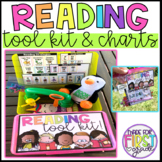 Reading Tool Kit: Labels, Strategy and Phonics Charts