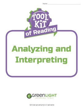 Toolkit of Reading: Analyzing and Interpreting