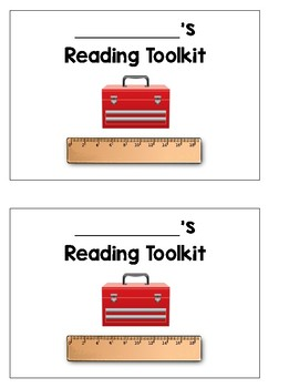 Reading Toolkit Grades 2-6