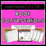 Reading Toolkit:  A Minilesson for Holding Book Conversati