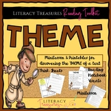 Reading Toolkit:  Theme Minilesson and Resources to Uncove