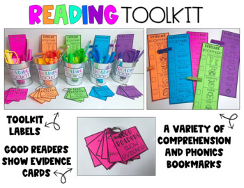 Reading Toolkit for the Primary Grades