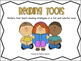 Reading Tools: Posters that teach reading strategies in a