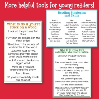 Reading Tools for Learning