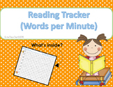 Reading Tracker- Words Per Minute