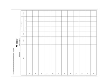 Reading Tracker and Goal Graph for Students using Accelerated Reader