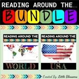 Culture & Geography Reading Log BUNDLE