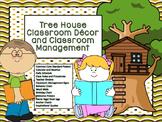 Reading Tree House Classroom Decor and Management Bundle