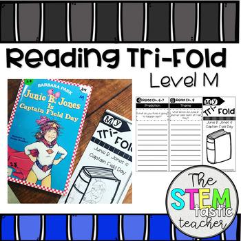 Reading Comprehension Tri-Fold - Level M