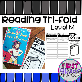 Reading Comprehension Tri-Fold - Level M