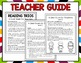Reading Trios - A Complete Resource Packet for Improving Comprehension