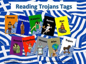 Reading Trojans Tags