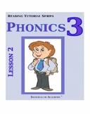 Reading Tutorial Series:Phonics Grade 3 (Teacher Workbook)