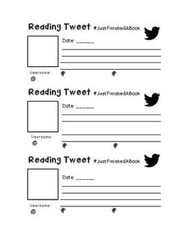Reading Tweet