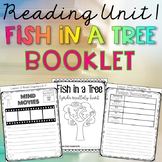 Reading Unit 1 - Fish in a Tree Novel Study Booklet