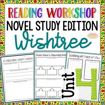 Reading Unit 4 - Novel Study - Wishtree
