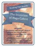 Reading Unit Bundle: The Invention of Hugo Cabret