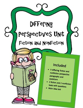 Reading Unit: Differing Perspectives