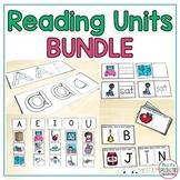 Reading Units BUNDLE {Special education & Autism Resource}