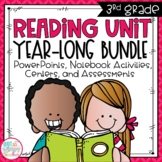 Reading Units and Centers MEGA BUNDLE