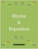 Reading Using Rhyming Words