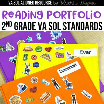 Reading VA SOL Standards-Based Assessments 2nd Grade