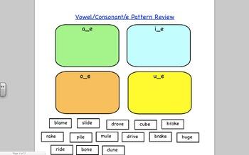 Sample of Reading SmartBoard Activities for Houghton Mifflin Journeys 2nd Grade