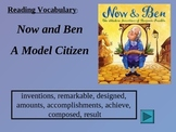 Reading Vocabulary Now and Ben