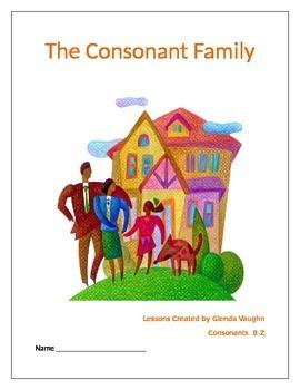 Reading, Language Arts (Consonants B-Z), Short Stories
