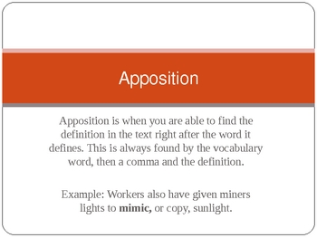 Reading Vocabulary Strategies