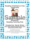 Reading Volunteers in the Elementary Classroom