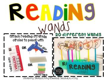 Reading Wand Strategies