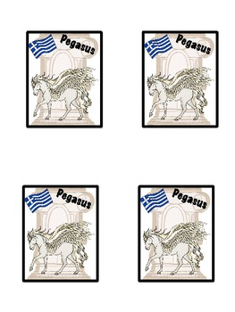 Reading Warrior Trading Cards-Greek & Latin Roots