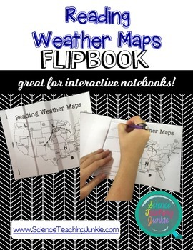 Reading Weather Maps Flipbook