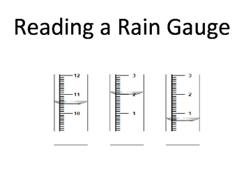 Reading Weather Tools