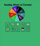 Reading Wheel of Fortune