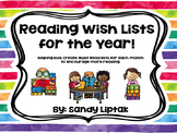 Reading Wish Lists