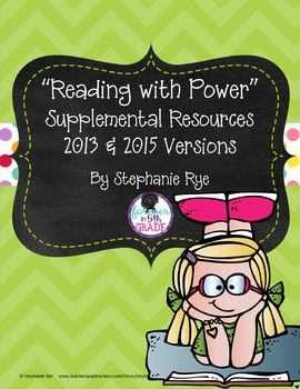 """""""Reading With Power"""" Supplemental Resources - 2013 & 2015"""