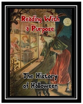 Reading With a Purpose: Halloween 4th and 5th Grade Common Core